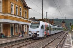 429 116 Südwest-Express. Oberwesel (Hans Wiskerke) Tags: oberwesel rheinlandpfalz duitsland de