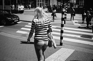 I feel like stripes today.