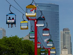 Summer Colors (Ken Mattison) Tags: festival amusementpark summerfest summer pof pointofview composition atmosphere color colours outdoor skyglider people milwaukee wisconsin usa panasonic fz1000