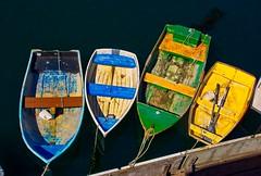 FISHING STORIES (akahawkeyefan) Tags: boats dinghies monterey davemeyer