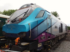 Photo of DRS Class 68021