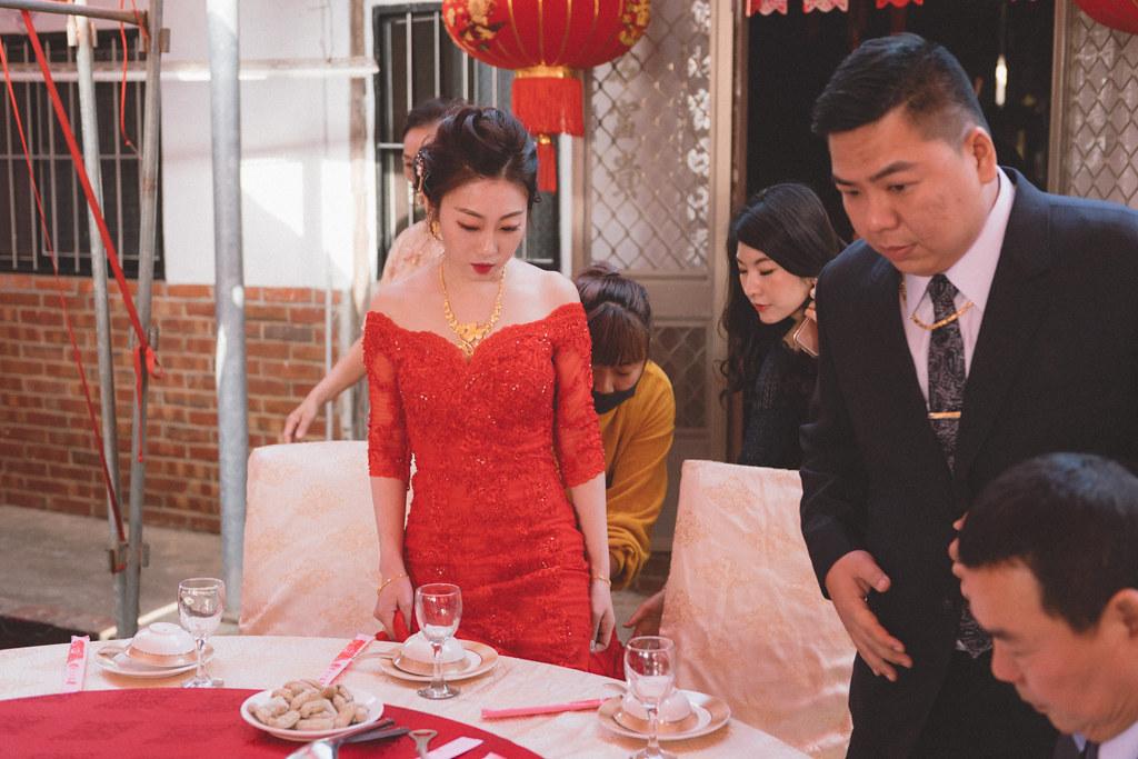 婚禮紀錄 - 傳統有氛圍的流水席!WD婚攝澤于推薦