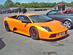 118 Lamborghini Murcielago (2003) (robertknight16) Tags: lamborghini italy italian 2000s murcielago donckerwolke supercar oulton bul1l