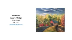 """Covered Bridge • <a style=""""font-size:0.8em;"""" href=""""https://www.flickr.com/photos/124378531@N04/42794544094/"""" target=""""_blank"""">View on Flickr</a>"""