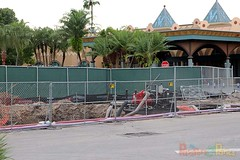IMG_9186 (Passport to the Parks) Tags: disneys coronado springs resort construction update july 2018 disney hotel