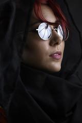 Black Jasmine (PVA_1964) Tags: nikon jasmine paulsphoto creativephotoacademy model female redhair promaster led promaster1144led promaster366led constantlight studio studiolighting girl woman nikonevent lensapalooza lensloaner 105mmf14g d850