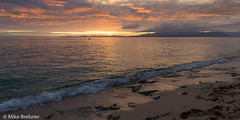 Cloudy sunrise (Mike Brebner) Tags: sunrise early morning leisure holiday ocean vacation break pacific fiji serenity island resort july 2018 mamanucaislands bounty serenityislandresort beach clouds