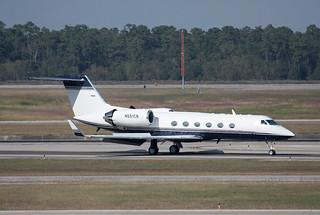 N551CB Gulfstream IV