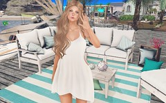 # Mili # 4549 (Mili Miklos (Inventory Mess Blog/Mili Mix)) Tags: lelutka amarabeauty fashiowlposes posefair2018 kaithleens noticemesenpai kibitz blush maitreya truth {song} lookbook pinkfuel