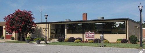 Angier Town Hall