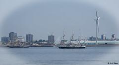 Tall ships (Lee1885) Tags: boat mersey liverpool tallship wirral newbrighton turbine