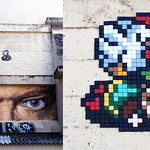 Mosaic installation by In The Woup [Lyon, France] thumbnail