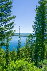 Jenny Lake, Wyoming (HarryMiller002) Tags: grandteton lake trees wyoming landscape hike hiking