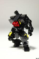 Blacktron BkT-One (Devid VII) Tags: devid devidvii drone lego moc blacktron