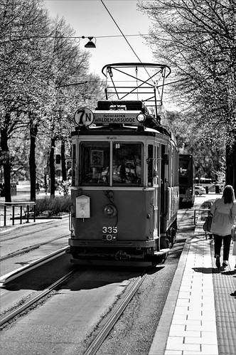 Tramway from another Time