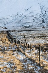 Islande, Skógafoss, 4 (Patrick.Raymond (4M views)) Tags: islande nikon hdr froid gel cascade hiver