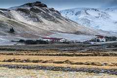 Islande, Skógafoss, 9 (Patrick.Raymond (4M views)) Tags: islande nikon hdr froid gel cascade hiver