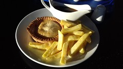 Classic Pie, Chips and Gravy (Tony Worrall) Tags: add tag ©2018tonyworrall images photos photograff things uk england food foodie grub eat eaten taste tasty cook cooked iatethis foodporn foodpictures picturesoffood dish dishes menu plate plated made ingrediants nice flavour foodophile x yummy make tasted meal nutritional freshtaste foodstuff cuisine nourishment nutriments provisions ration refreshment store sustenance fare foodstuffs meals snacks bites chow cookery diet eatable fodder pie chips fries meat sauce gravy