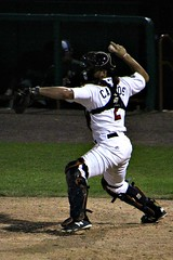 OSCAR CAMPOS (MIKECNY) Tags: catcher throw oscarcampos tricityvalleycats astros baseball minorleague nypennleague