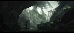 Koncepty - Shadow of the Tomb Raider