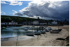 Stonehaven, Scotland [1411] (my-travels (hurt shoulder..not able to comment)) Tags: stonehaven scotland nikon d7200 cloud beach shore seaside boat tide unitedkingdom greatbritain travel gb