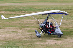 G-CIJO - 2014 build P & M Aviation Quik GTR Explorer, at Barton during FlyUK 2018 (egcc) Tags: 8702 barton cityairport egcb explorer flexwing gcijo lightroom manchester microlight montila pmaviation quik quikgtr weightshift flyuk