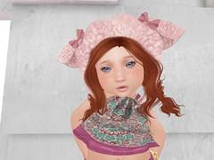 Hippie Lovin_Close Up (littleglitterprincess) Tags: kosmetik doe daymnstore izzies summer jian bebemeshbody toddleedoohead toddleedoo