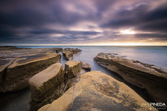 La Jolla, California (JAKE PINEDA) Tags: la jolla california hospital beach ocean sunset nikon d810 nikkor 1424 f28 lee filters long exposure hdr san diego little stopper big