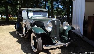 Studebaker President 8 Model 80 1931