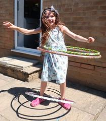 Lottie 1 (StJohn Smith1) Tags: grandchildren play fun energy hoops