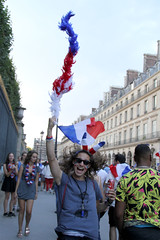 World Cup Celebrations (click100) Tags: coupe du monde 2018 canon7d canon 24105mm photography paris people celebrations world cup fifa football soccer street emotions