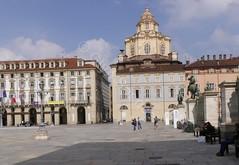 Real Chiesa di San Lorenzo (glynspencer) Tags: torino piedmont italy it
