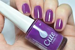 Desafio das 31 unhas #6 - Violeta. (Raíssa S. (:) Tags: esmalte nikon unhas nails nailpolish naillacquer nailpainting purple creamy cremoso cute roxo