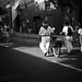 San Fermin walk b&w (michael.mu) Tags: leica nolabulls neworleans noctilux sfno streetphotography m240 blackandwhite bw leicanoctiluxm50mmf095asph louisiana runningofthebulls sanfermininnuevaorleans