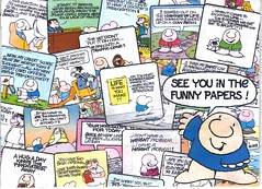 Ziggy envie (bbsporty) Tags: swapbot collage comics ziggy envelope decorated