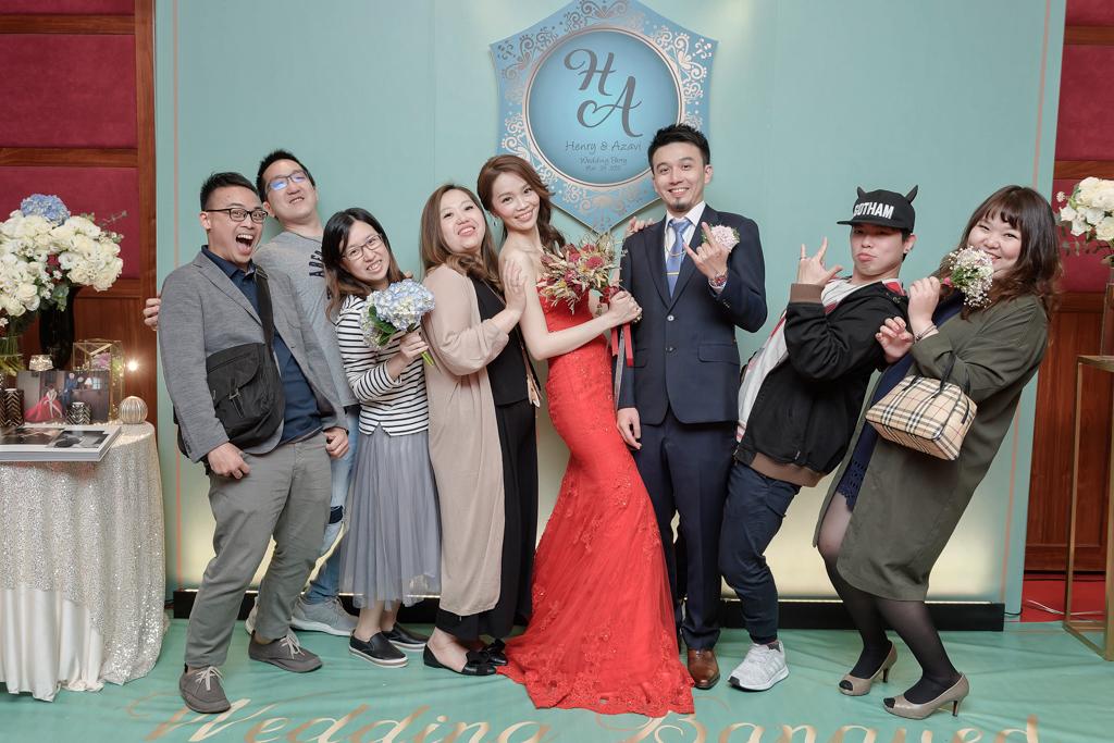 台南婚攝 - 總理大餐廳婚宴!婚禮紀錄-61