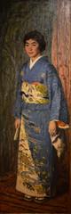 Edmond Francois Aman-Jean - Portrait of a Japanes Woman (Mrs Kuroki), 1922 at National Museum of Western Art - Tokyo Japan (mbell1975) Tags: taitōku tōkyōto japan jp edmond francois amanjean portrait japanes woman mrs kuroki 1922 national museum western art tokyo nmwa museo musée musee muzeum museu musum müze museet finearts fine arts gallery gallerie beauxarts beaux galleria painting french