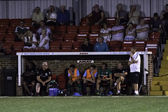 Eastbourne Borough v BHTFC 1-3 24.07.18 (Official_Burgess Hill Town FC) Tags: bhtfc burgesshill hillians eastbourne sussex eastbourneborough borough sports football isthmian bostik national south friendly evening floodlight cnthings chrisneal nikon d7200