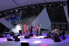 NYou Festival Concert in Grand Park - All In Band 1 (Journey of A Thousand Miles) Tags: canon7d canon 2018 balkan europe albania tirana tiranë nyoufestival