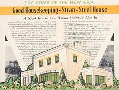 1933 World's Fair Home article (neilsharris) Tags: goodhousekeeping 1933world'sfair stransteel abandonedchicago