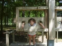 cold springs village (39) (Joe Hurley) Tags: vacation cold village may megan 2006 historic stocks springs cape pillory