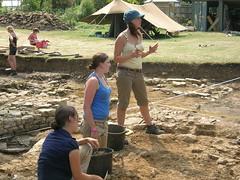 DSCN3421 (wickenpedia) Tags: archaeology rachel stevie kate wicken wwwwickenarchaeologyorguk