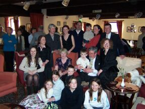 Ainscough family 2005