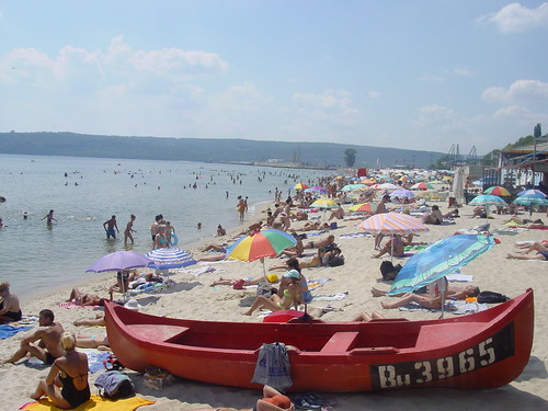 varna beach por mertanbey.