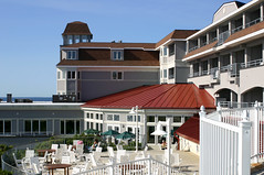 Cliff House Resort & Spa in Ogunquit, Maine by Aliki