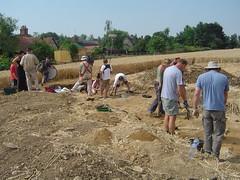 DSC04004 (wickenpedia) Tags: archaeology timeteam wicken wwwwickenarchaeologyorguk