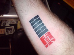 My Snake-Eyes Ninja Clan Tattoo. It's an I-Ching Hexagram meaning ...