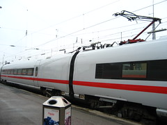 Train in Munich