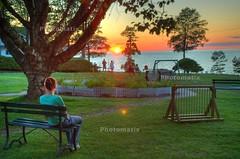 Bay View Sunset HDR (snapstill studio) Tags: sunset michigan lakemichigan bayview hdr petoskey littletraversebay martinmcreynolds upnorthmichigan
