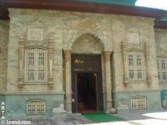 DSC00546 (  ARTA Gallery) Tags: iran palace tehran saadabad